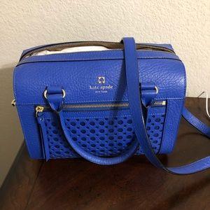 Kate Spade blue purse